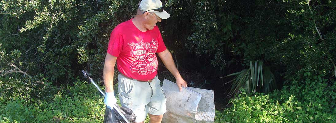 Intracoastal Waterway Cleanup | City of Palm Coast, Florida